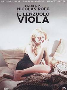 IL LENZUOLO VIOLA  DVD DRAMMATICO