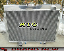 FOR Ford Mustang/Mercury Cougar/XR7/Torino 1967 1968 1969 1970 ALUMINUM RADIATOR