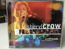 Sheryl Crow & Friends Live From Central Park - Like New - CD Album