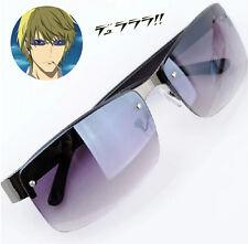 DuRaRaRa!! Heiwajima Shizuo Sunglasses Glasses Sfumatura Anime Cosplay Prop Gift