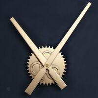 Silent Wall Clock Quartz Movement Gear Clock Mechanism DIY Wall Clock Decor