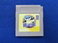 Used Nintendo Gameboy Pokemon Pikachu Version Pocket monsters GB Japan