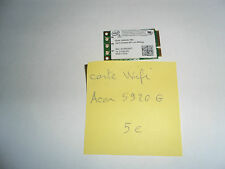Acer Aspire 5920g carte wifi