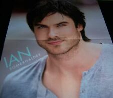 Ian Somerhalder 14 pc German Clippings Full Pages Vampire Diaries Poster