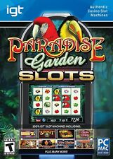 IGT SLOTS PARADISE GARDEN - Steam chiave key - PC Game - Free shipping - ROW