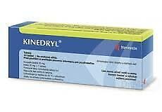 KINEDRYL 10 Tablets