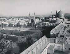 ISPAHAN c. 1960 - La Place Royale et la Mosquée du Chah  Iran - Div 6352