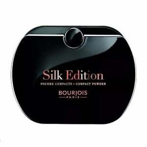 Poudre Compacte Bourjois Silk Edition - Choisissez votre nuance