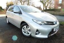 Saloon Automatic Cars Auris