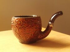 Vintage Rare Sylvac Pottery Pipe Bowl Ashtray Holder Tobacco Smoking Collection.