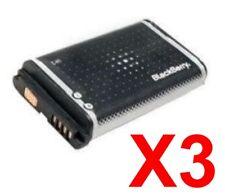 Lot Of 3 Brand New BlackBerry 7100r, 7100t Extended Battery
