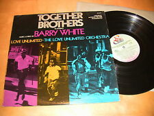 5/3r BARRY WHITE-together Brothers-Love Unlimited Orchestra