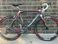 2012 Pinarello Dogma 60.1 56 Campagnolo Super Record Carbon Road Bike