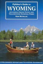 Flyfisher's Guide to Wyoming (Flyfisher's Guides)