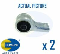 2 x FRONT LOWER REAR CONTROL ARM BUSH PAIR COMLINE OE REPLACEMENT CRB3045