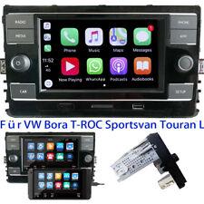 "6.5"" RCD330 Autoradio Carplay Mirrorlink BT USB SD Para VW Bora T-ROC Touran L"