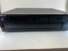 New listing Kenwood Stereo Dp-R3070 5 Disc Changer Compact Multiple Compact 5 Disc Player