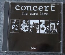 The Cure, the cure live, CD