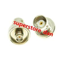 SMA FeMale to BNC Female RF Adapter Connector For Radio BaoFeng Nickle