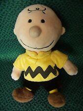 """Da Play Play Peanuts Snoopy Charlie Brown giocattolo morbido 9"""" circa"""