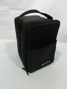 Case Logic Portable Black 15 Cassette Tape Storage Case Caddy Holder Carrier