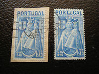 Portugal - Stamp Yvert and Tellier N°687 X2 Obl (A19) Stamp