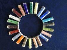 Gutermann Faceted Glass Beads Matt, Glossy, Wheels, Drops and Balls