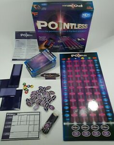 Pointless Board Game BBC University Games Complete And In Excellent Condition