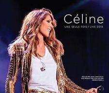 Celine Dion Une Seule Fois Live 2013 Mexican Edition CD DVD