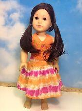 American Girl Doll, Jess  2006 (7)