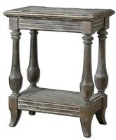 Uttermost - Side Table - Accent Furniture - Mardonio - 25 inch Side Table - 20