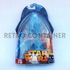 STAR WARS Kenner Hasbro Action Figure - EP III ROTS - Aayla Secura (Hologram)