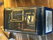 DUNCO RELAYS STRUTHERS DUNN INC 115V 12 PIN Relay B255XCXP