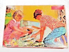"Vintage Holland countrymap jigsaw puzzle140 pcs complete, 12x9 """