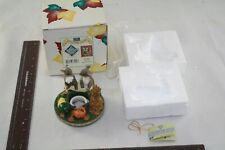 Charming Tails New In Box Stay On Tops Candle Holder Harvest Time Honeys 33000