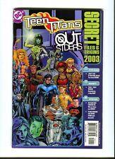 Teen Titans / Outsiders Secret Files . DC 2003 - VF