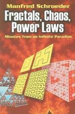 Fractals, Chaos, Power Laws: Minutes from an Infinite Paradise (Dover Books on P