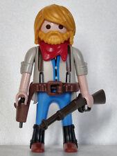 Playmobil western - cowboy - bandit - desperado #494 - custom