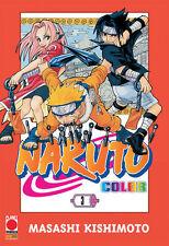manga NARUTO COLOR numero 3
