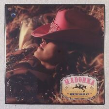 "Madonna ""Music"" Record Cover Art Ceramic Tile Coaster"
