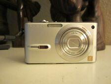 Panasonic LUMIX DMC-FX9 6.0MP Digital Camera - Silver