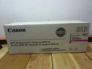 Sealed Genuine Canon GPR-36 Magenta Drum Unit 3788B004[AA]