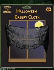 Décorations de fête guirlandes noir pour la maison Halloween