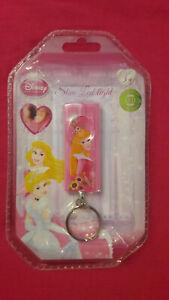 Disney Porte-clés LED Princesses - Neuf sous blister