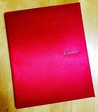 CARTIER Catalogue 2005 TANK TANKISSIME Collection Catalogo Español Spanish OEM