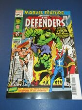 Marvel Feature #1 Facsimile Reprint 1st Defenders NM Gem