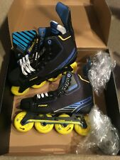 New ListingTour { Code 9 one Sr. } Roller Blades In-Line Hockey Skates { Size 9 Adult } New