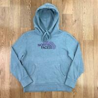 THE NORTH FACE Womens LIMITED EDITION Hoodie | Hooded Outdoors | Medium M Blue