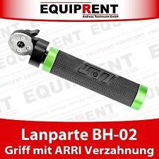 Lanparte BH-02 Rig Griff mit ARRI bolt on rosette Verzahnung (EQC32)