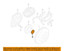 GM OEM Rear Axle-Gasket 12471641